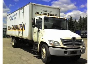 Saguenay moving company Déménagement Avantage Blackburn Inc.