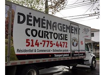 Terrebonne moving company  Déménagement Courtoisie