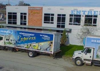 Sherbrooke moving company Déménagement Express