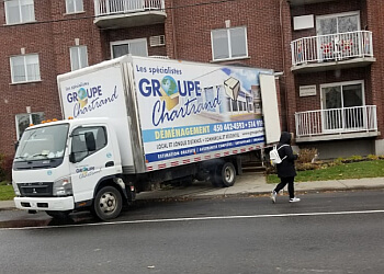 Longueuil moving company Déménagement Groupe Chartrand