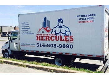 Terrebonne moving company Déménagement Hercules