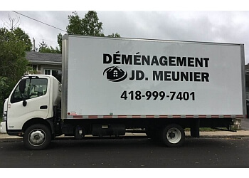 Quebec moving company Déménagement JD.Meunier