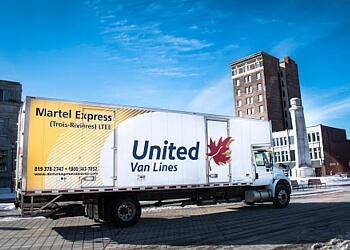 Trois Rivieres moving company Déménagement Martel Express