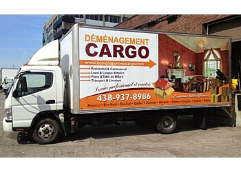 Mirabel moving company Déménagement Montréal Cargo