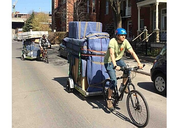 Montreal moving company Déménagement Myette