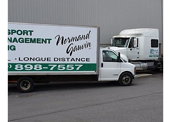 Longueuil moving company Déménagement Normand Gauvin