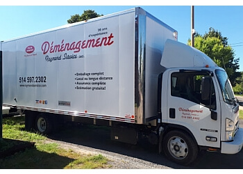 Longueuil moving company Déménagement Raymond Service