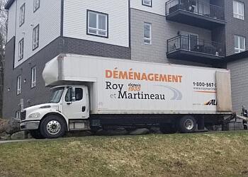 Sherbrooke moving company Déménagement Roy et Martineau
