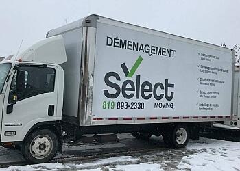 Gatineau moving company Déménagement Select