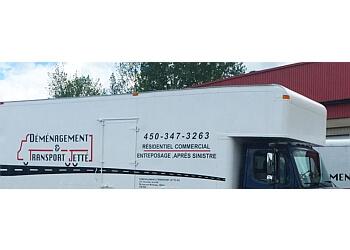 Saint Jean sur Richelieu moving company Déménagement Transport Jetté Inc