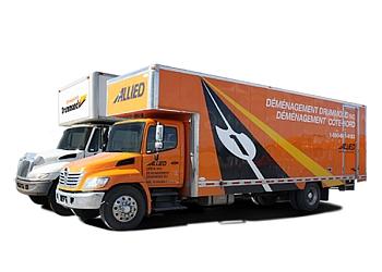 Drummondville moving company Déménagement de Drummond Inc.