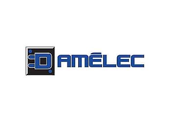 Drummondville electrician DAMÉLEC, Inc.