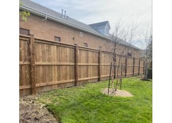 Burlington fencing contractor DAVIS FENCES