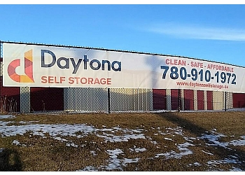 St Albert storage unit DAYTONA SELF STORAGE