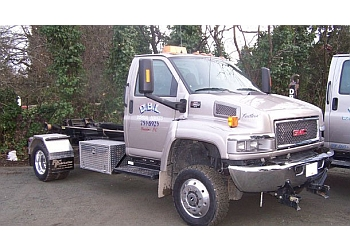 Nanaimo junk removal DBL Disposal Services Ltd.