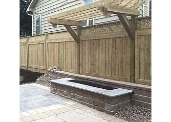 Kingston fencing contractor D C Fences & Decks
