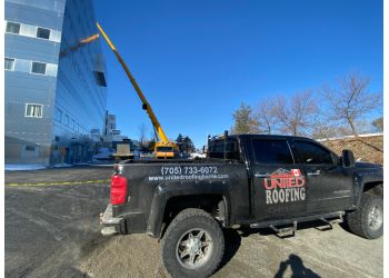 Barrie roofing contractor DC United Roofing