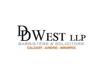 Airdrie business lawyer DD West LLP