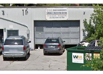 Orangeville auto body shop D H AutoBody