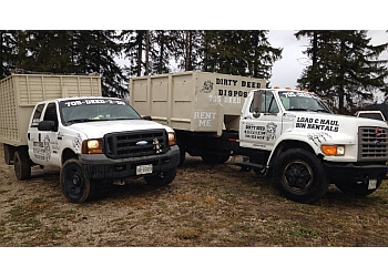 Barrie junk removal DIRTY DEED DISPOSAL