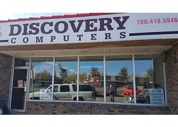 St Albert computer repair DISCOVERY COMPUTERS