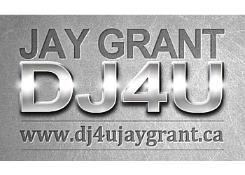 Barrie dj DJ4U Jay Grant