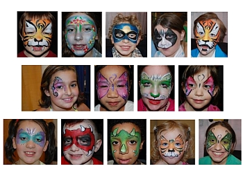 Newmarket face painting D JAY THE ENTERTAINER & LUCIA'S FACE PAINTING