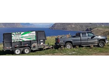 Kamloops junk removal D-Junk Co Ltd