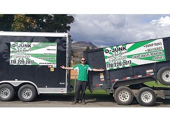 Kamloops junk removal D-Junk Enterprises