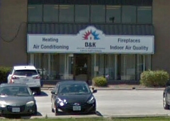 Belleville hvac service D & K Heating Service Experts