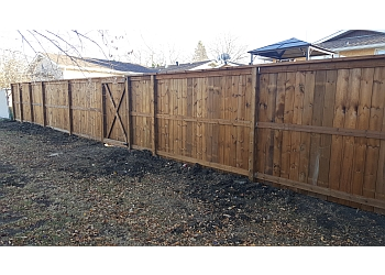 Regina fencing contractor DK Prime Construction Ltd.