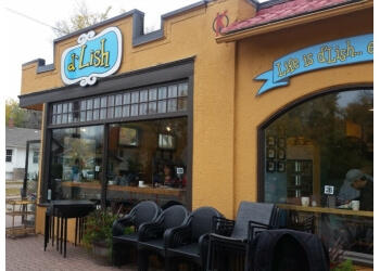 Saskatoon cafe D'Lish by Tish Cafe