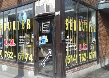 Montreal locksmith DM Locksmith
