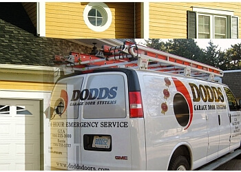 Richmond Hill garage door repair DODDS GARAGE DOORS SYSTEMS INC.