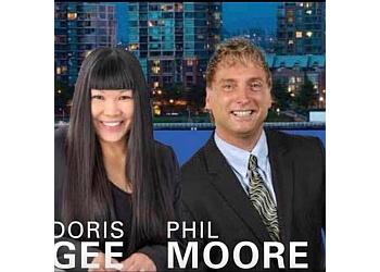 Burnaby real estate agent DORIS GEE & PHIL MOORE