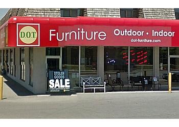 Milton furniture store DOT Furniture Patio Experts