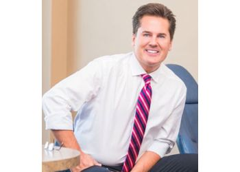 Cambridge orthodontist DR. BRIAN WILK, DMD