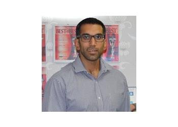 Langley optometrist DR. DAMANJIT JOHAL, B.SC, OD
