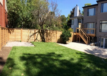 Stouffville fencing contractor DREAM HOUSE DECK & FENCE