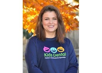 Stouffville children dentist DR. EDINA HEDER, M.SC, DMD