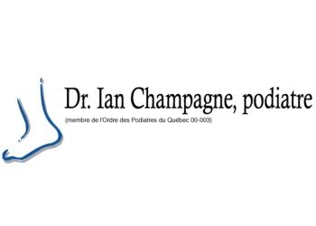 Saint Jean sur Richelieu podiatrist DR. Ian Champagne, DPM