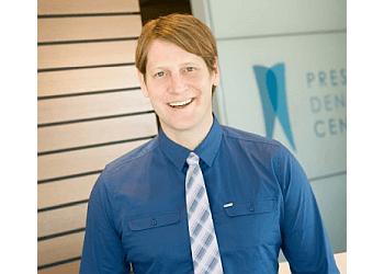 Saskatoon dentist DR. JASON LANGIN, DMD