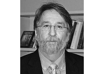 Moncton psychologist James Robinson, MP.S.