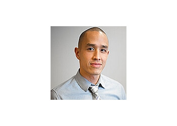 Guelph optometrist DR. Mark Lukito, HBSc, OD