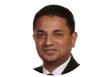 Milton dentist DR. NIBU VARGUISE - SAPPHIRE DENTAL CENTRE