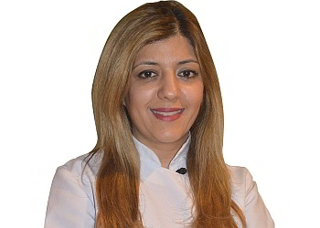 Whitby cosmetic dentist DR. SARA SAMERI, DDS