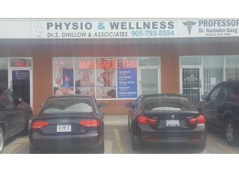 Brampton physical therapist DRS Physio & Wellness