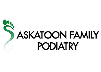 Saskatoon podiatrist DR. Sarah-jane Roche