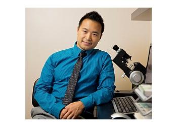 Markham pediatric optometrist DR. VICK CHAN, OD