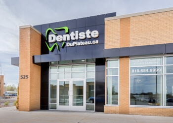 Gatineau dentist DR. VIOLETTE KHALIL, DMD